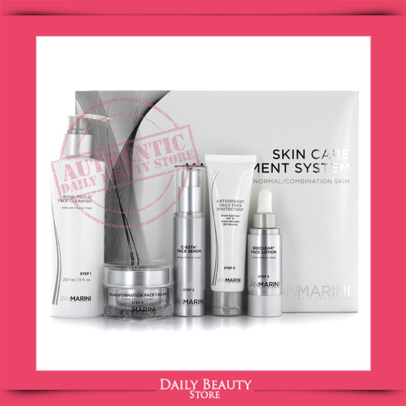 Jan Marini Skin Care Management System Normal Combination