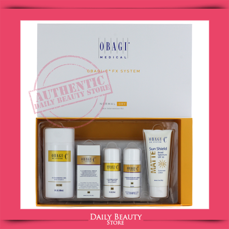 Obagi C Fx System Normal To Dry Kit Brand New Fast Ship
