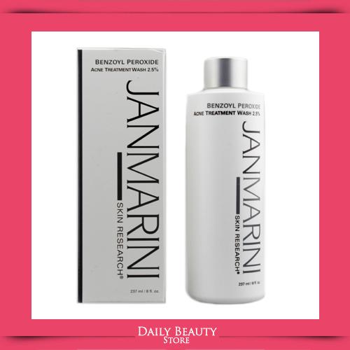 Jan Marini Benzoyl Peroxide 2 5 Acne Treatment Face Wash