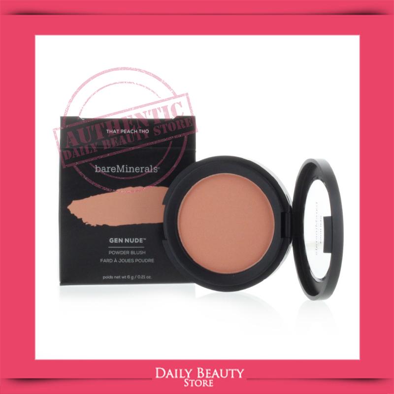 BareMinerals Gen Nude Powder Blush - # Pretty In Pink 6g