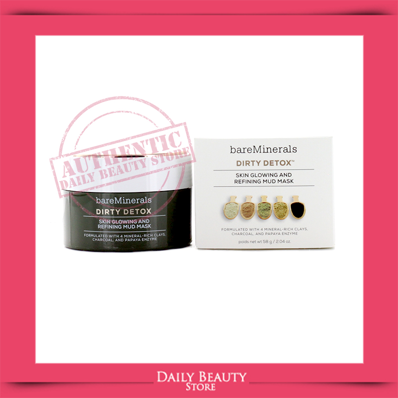 Dirty Detox Skin Glowing & Refining Mud Mask by bareMinerals #6